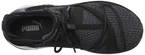 Chaussures Fierce puma Black Rope Black Puma Pour Femmes Pleats twgdnqaB