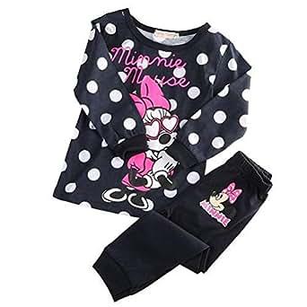 Navy Blue Pajama For Girls