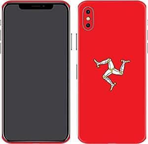 Switch iPhone X Skin Isle Of Man