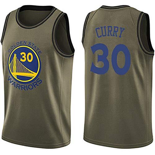 MTBD Camiseta de Baloncesto para Hombres - NBA Warriors Golden ...