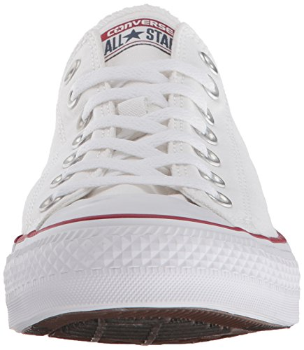 White Blanc All Converse Textile optical Slip Shoreline Femme Chuck Taylor Star Chaussures fxPOBq
