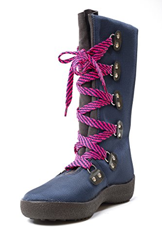 Las Mujeres Zapatos De Las Señoras Azules Botas / Botas Sintéticas Oscuras 38 Sitio oficial de venta barata Descuento Sneakernews jrU0VPaEv