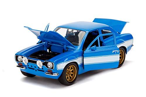 1:24 Fast & Furious - Brian's Ford Escort RS2000 Mk1 2