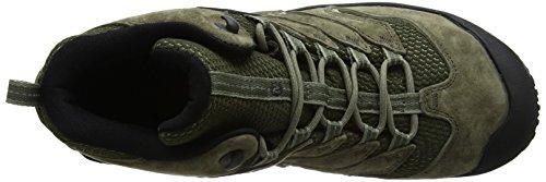 Merrell Mens Chameleon 7 Limit Mid Waterproof Hiking Boot Dusty Olive hEqtyAiE