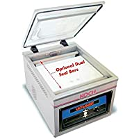 Koch Equip. Ultravac 250 Single Chamber Vacuum Packaging Machine