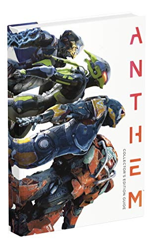 Anthem: Official Collector's Edition Guide ()