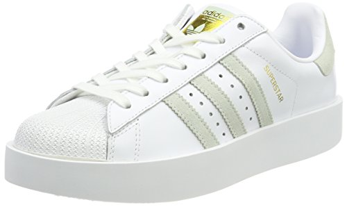 Bold Fitness White Green de Blanc Linen adidas Chaussures Gold Superstar Femme W Metallic Footwear gTq5wnAxC