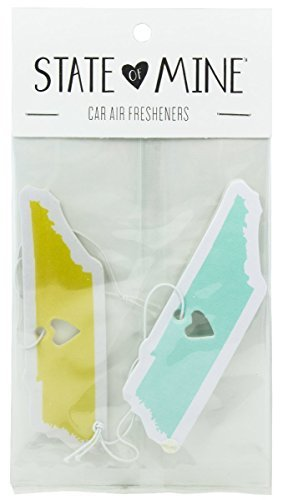 Shapes About (About Face State of Mine Car Air Freshener Tennessee)