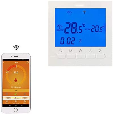 Termostato para caldera de gas BOON BOO-313WIFI: Amazon.es ...