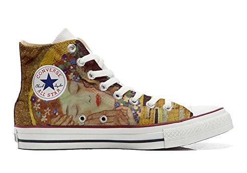 Artesano klim besar zapatos Converse Producto personalizados Star Customized All Hf4Sw7
