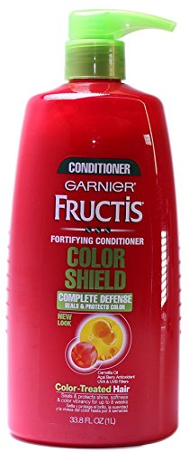 Garnier Hair Care Fructis Color Shield Conditioner, 33.8 Fluid (Hydra Complete Moisture Gel)