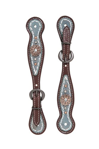Weaver Leather Savannah Ladies Spur Strap (Spur Antique)