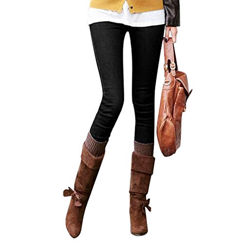 [eshion Womens Fit Belly Faux Front Pockets Skinny Leg Maternity Jeans] (Front Skinny Jeans)