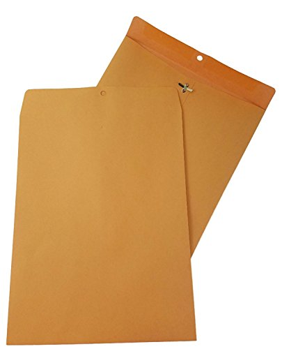 - Top Flight Kraft Box Quality Envelopes, Yellow, 150 Count