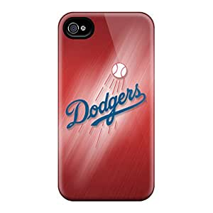 Bumper Hard Cell-phone Case For Iphone 6 (hfG570rAFr) Customized Fashion Los Angeles Dodgers Image