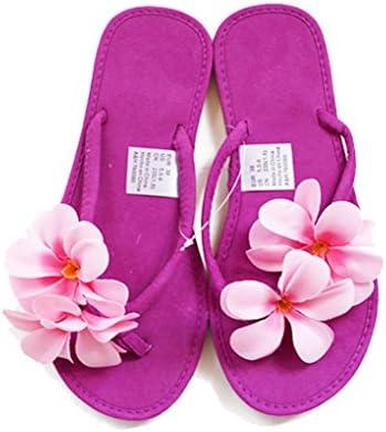 6e49bf6453454 Chic-Mild Handmade Southeast Style Comfortable Purple Women Flat ...