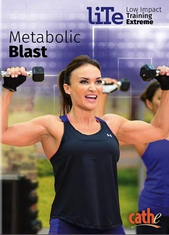Cathe Friedrich LITE Series (Low Impact Training Extreme) Metabolic Blast