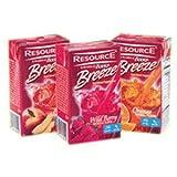 breeze nutritional supplement - Nestle Healthcare Nutrition Inc 85186400 Resource Breeze Nutritional Supplement Peach Liquid 8 Oz. Brik Pak,Nestle Healthcare Nutrition Inc - Can 1
