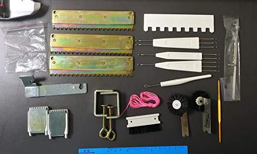 SK155 Singer/Silver Reed Bulky Chunky Punch Card Knitting Machine by SUNNY CHOI (Image #7)