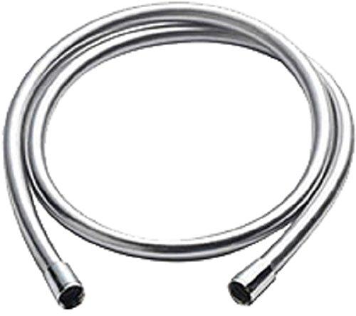 Aqualisa Smooth 1.5 Metre Chrome Shower Hose Metal Genuine Part Modern 555701