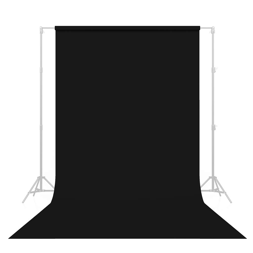 Savage Seamless Background Paper - #20 Black (86 in x 36 ft)