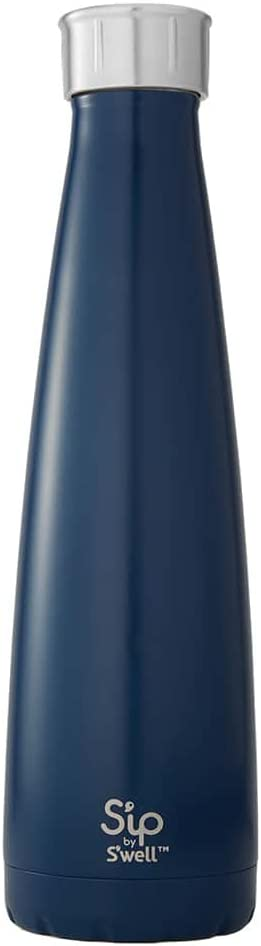680 ML S/'ip by S/'well Vacuum Insulated Stainless Steel Water Bottle Blue Raspberry Gummy