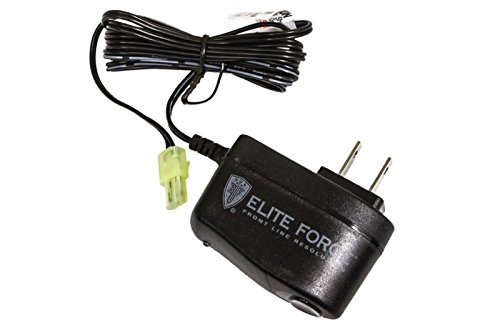 Umarex Elite Force NiMH Airsoft Smart Charger - Black - New - 2211196 by Elite Force