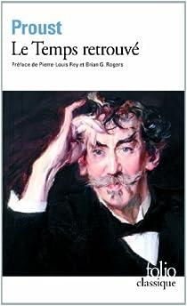 A la recherche du temps perdu, tome 7 : Le Temps retrouvé par Proust
