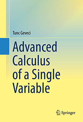 42 Best Advanced Calculus Books of All Time - BookAuthority