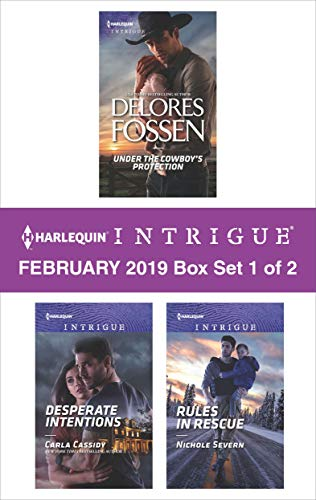 Harlequin Intrigue February 2019 - Box Set 1 of 2: An Anthology (The Lawmen of McCall Canyon Book 4)