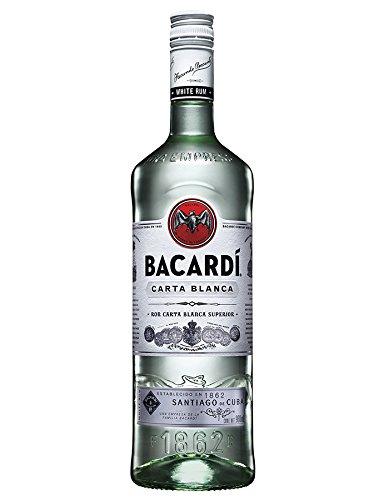 Ron Bacardi Blanco 980 ml