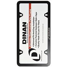 Dinan D010-0018 Slimline License Plate Frame