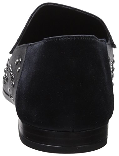 Femmes Satin Chaussures Westoy Loafer Nine Black West 5qOwn4