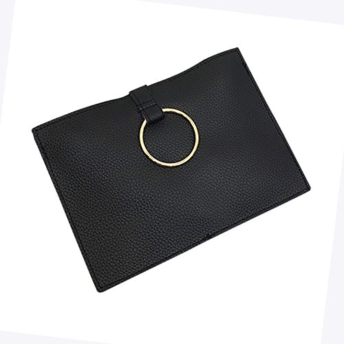 Mini Handbags Female Fashion Style Women's Pouch Leather Simple Round Messenger Bags Handbag Girls Clutch Casual - Bag Round Gucci