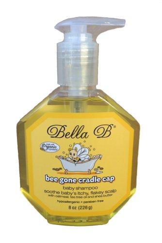 Bella B Bee Fini Cradle Cap moussant Shampooing - 8 oz