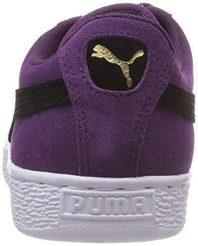shadow White Classic puma Adulto Unisex puma Zapatillas 40 Morado Puma Black Suede Purple RHYYq
