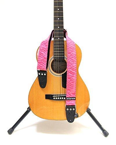 Couture Zebra - Kids Guitar Strap;