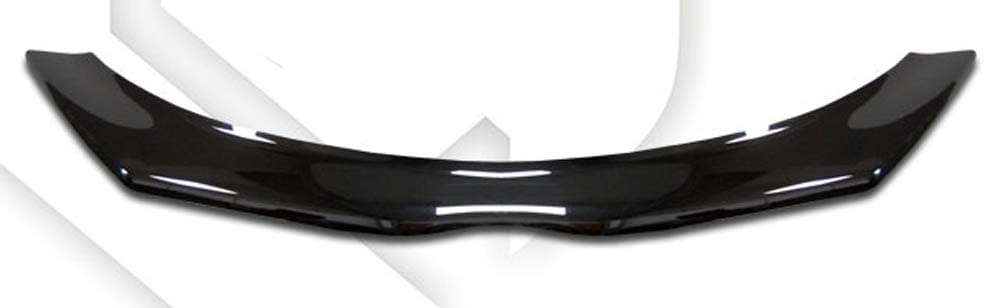up Protection de capot//D/éflecteurs de capot Deflettori del cofano di protezione//Deflettori frontali per SUBARU XV 2012