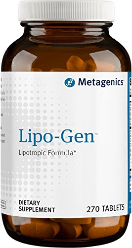 Metagenics LIPO270 Lipo Gen 270 Count