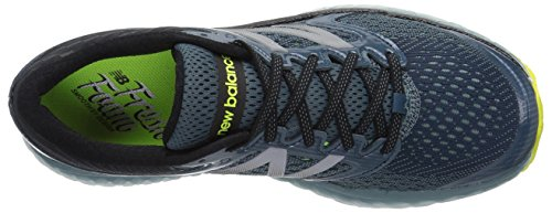 New Balance M1080gy7, Zapatillas de Deporte Unisex Adulto Varios colores (Royal /         Black /         White)