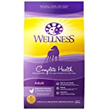 Wellness Complete Health Natural Dry Dog Food with...