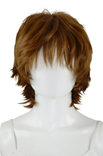 Epic Cosplay Apollo Light Brown Short Wig