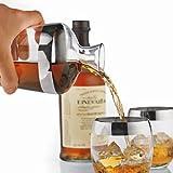 Wine Enthusiast Madison Avenue Whiskey Decanter