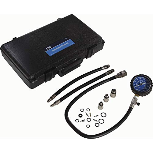 OTC 5606 Compression Tester Kit for Gasoline Engines ()