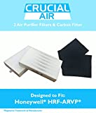Best CRUCIAL AIR Air Purifiers With Hepa Filters - 2 Honeywell 'R' Air Purifier Filter & 1 Review