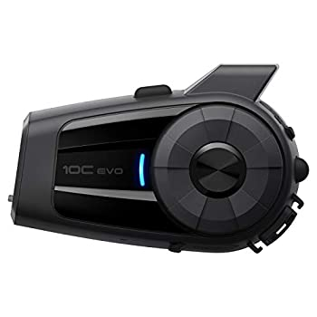 Image of Automotive 10C EVO Motorcycle Bluetooth Camera & Communication System