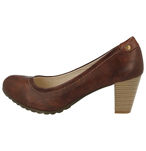 Femme Escarpins Marron Foster Foster Femme Escarpins Footwear Femme Marron Escarpins Foster Footwear Marron Footwear Foster RqanCd