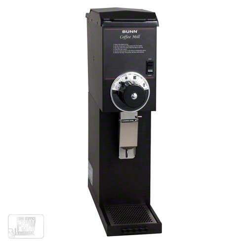 Bunn (22100.0000) - 3 lb. Bulk Coffee Grinder (Black) - G3 HD Black by BUNN (Image #1)