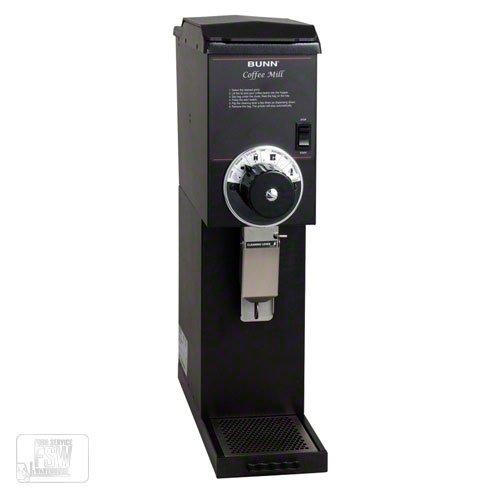 Bunn (22100.0000) - 3 lb. Bulk Coffee Grinder (Black) - G3 HD Black by Bunn