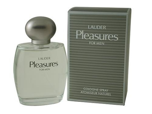 Pleasures By Estee Lauder For Men. Cologne Spray 1.7 (Pleasures Cologne Spray)